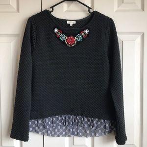 Anthropologie Weston sweater